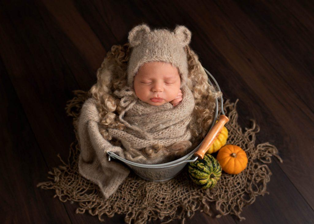 Newborn bear outfit