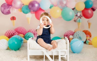 Birthday photoshoot ideas